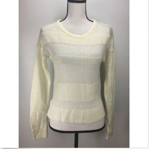 Wild Pearl Pullover Sweater Junior Size